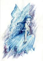 Fairy of water by Ines92