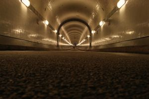 the old 'elbe-tunnel' by FreSch85