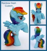 Rainbow Dash Blind bag custom by PhoenixPrinsessen
