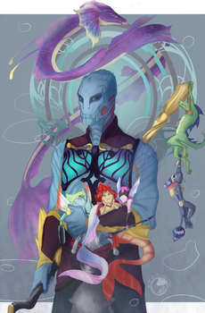Skyforge. Proteus by Kershich