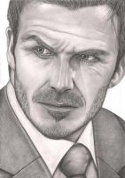 David Beckham (no background) by Pen-Tacular-Artist
