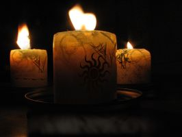candles by DianaLucifera