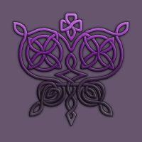 Celtic Butterfly by xennavor