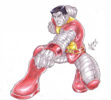Astonishing Colossus 06 colors by LucasAckerman