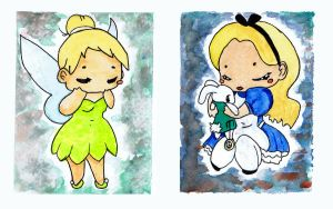 Alice and Tink by Reveta