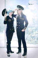 Shining Airlines - Ai Mikaze - Camus by PopoNyan