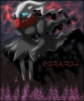 Darkrai by sunflic