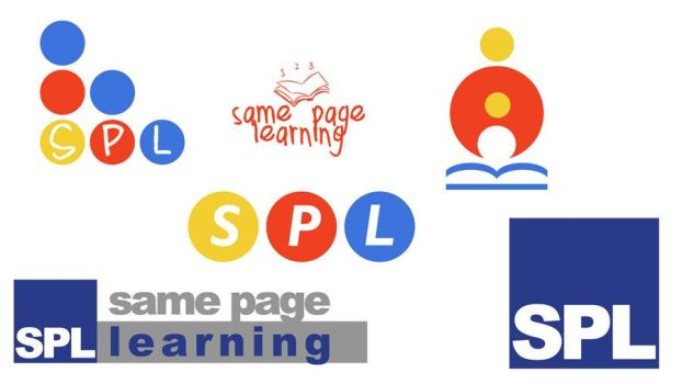 Logo Design: Same Page Learning by kanazuchi92