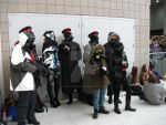 Romantically Apocalyptic MCM 2013 October Meet by TheGoldenChicken