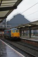 Sovereign At Preston by robertbeardwell