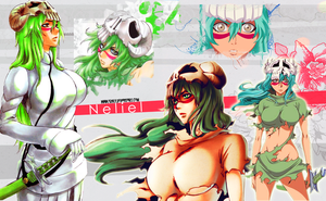 Neliel wallpaper by Ishily