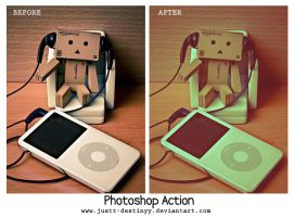 Photoshop Action 5 by JuStt-DeStinyy