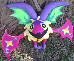 KH3D Komory Bat Plush by daggerhime