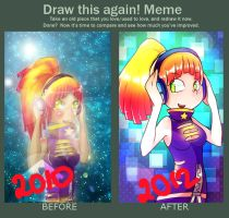 meme before and after by Gobi-the-dog