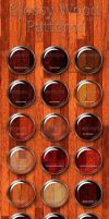 Wood Patterns by GrDezign