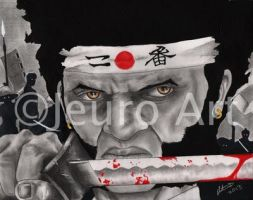 Afro Samurai by JEURO85