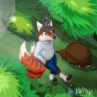 Forest Walk by Vent-Kazemaru