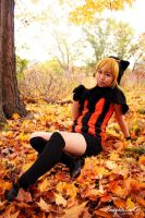 Vocaloid - Meltic Halloween 5 by HoneydewLoveCosplay