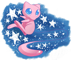 Mew by Pace-Eterna