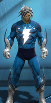 Quicksilver (DC Universe Online) by Macgyver75