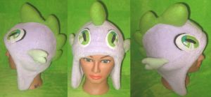 Spike Hat by ShearNonsense