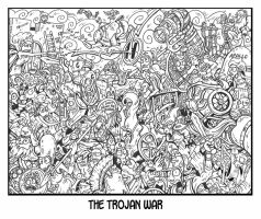 Trojan War by ZacharyParker