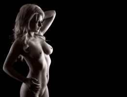 The Female Form by Lightkast