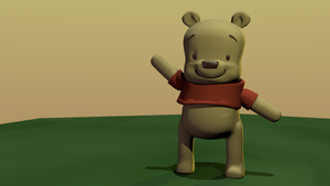 3D Winnie upgrade by Moonseed