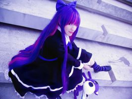 Anarchy Stocking Cosplay by Misha-Rbk