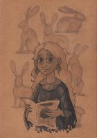 Luna Lovegood (book 5) by TakuSalvemini