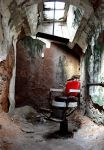Mad Chair In Eastern State Pen by PAlisauskas