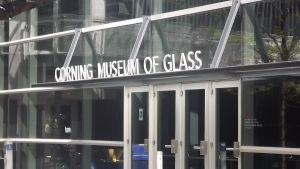 Corning Museum of Glass by xsheervanilla