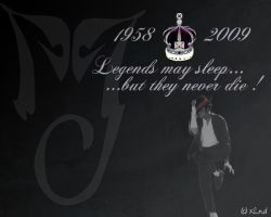 Michael Jackson Tribute by xLnd