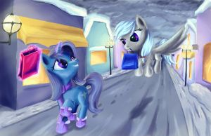 Shopping by Fox-Moonglow