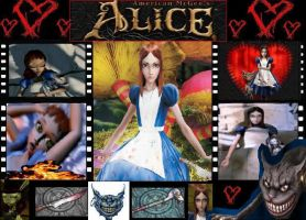 American Mcgee's Alice by Cheshirechick