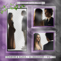 +Photopack png de Damon Y Elena. by MarEditions1