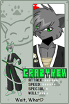 fighter ID crazymew by crazymew