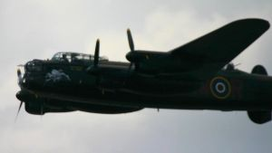 BBMF LANC FLYING PASSED 3 by Sceptre63