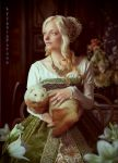 Lady with an ermine by IgnisFatuusII
