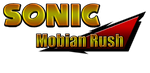 Sonic Mobian Rush Logo by Metalshadow360