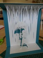 Paper Sculpture by NarcisValerian