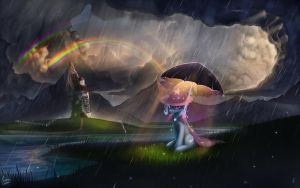 Brilliant Light by Rain-Gear