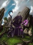 Cailleach's Storm by Mortainius88