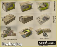 ACCURRO - Packaging by cipriany