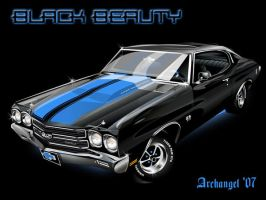 BLACK BEAUTY by MD-AVENT