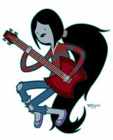 Go Marceline Go! by BillMcKay