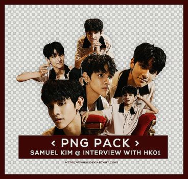 png pack 01.SAMUEL KIM. by FY0821