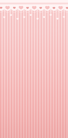 Pink Hearts Custom Box Background by Riuori