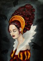 Countess Bathory by HypnoticRose