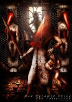 Red Pyramid Thing by ThoRCX